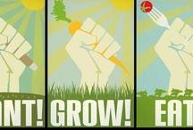 Growing Good Things / Fresh gardening goodness ~ yummy, healthy, pretty... yeah / by Patt