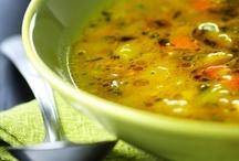 Soups / by Patt