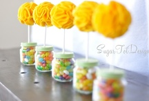 Decorating Ideas & Inspiration / Decorating inspiration for your Baby Shower / by The Baby Shower Shop