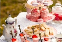 High Tea / Inspiration for Baby Shower High Tea / by The Baby Shower Shop