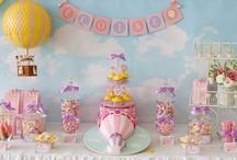 Baby Shower Dessert Tables / Dessert Table Inspiration for your Baby Shower / by The Baby Shower Shop