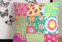 pillow power / The power of pillows to add color and personality to any room---especially if you are renting and can't paint the walls. Pillows are also a great way to change your look with the seasons OR just make a statement.  Here are all sorts of ideas and inspiration from many talented crafters. / by gpfritch