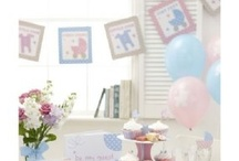 Tiny Feet Theme / Tiny Feet Baby Shower Inspiration / by The Baby Shower Shop