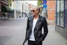 Leather / by Emilie Bergström