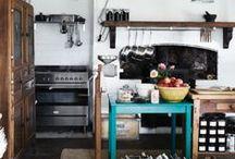 kitchen. / by Evanda Estes