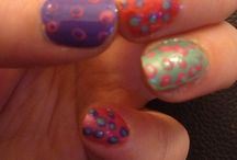 A Crafty & Crazy Nail Art / Anything that catches my eye / by Jeannie P.