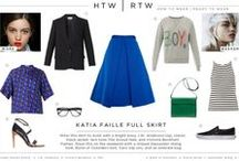 How to Wear: HTW / by Tibi