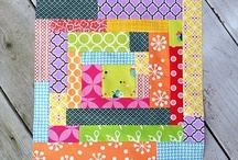 Easy Blocks for Quilting NewBees! / Block ideas for the members of Newbee Quilters (find us on Threadbias.com!) and anyone else looking for beautiful, straightforward block designs. :) / by Angela