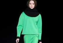 Fall 2013 Runway Looks / by Tibi