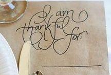 give thanks.  / by Evanda Estes