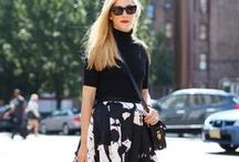 Tibi's 25 Best Dressed from 2013 / Some of this year's best Tibi looks  / by Tibi