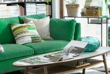 living room ideas.  / by Evanda Estes