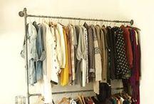 clothes go here.  / by Evanda Estes