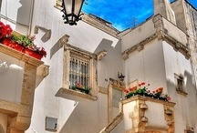 """Trips To Puglia, Italy / TAKE A TRIP WITH ME TO VIEW ITALY WITH THE EYES OF A LOCAL AND EXPERIENCE THE """"WHEEL OF EMOTIONS"""" YOU DON'T EVEN KNOW EXISTS http://valentinaexpressions.com/trips-2 / by Valentina Interiors & Designs"""