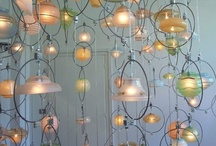 Illuminate Your Space / LIGHT IS LIFE AND IF YOU ADD COLORS IT WILL BECOME DELICIOUS / by Valentina Interiors & Designs