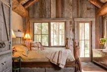 Cozy Little Home  / by Kimberly Barrett