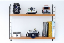 Vintage Cameras / by Marcus Rydling