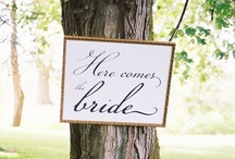 Signs / by Coastside Couture Heidi