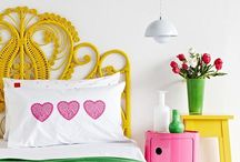 Big Sister Suite / Ideas for the princess space. / by Abigail Berry