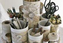organize it! / by Rita Cupano