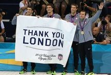London Calling 2012  / Favorite memories from the London 2012 Olympics  / by Fashion Wrap