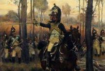 Napoleonic Wars / by Chris Shine