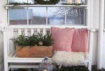 front porch chic / by Rita Cupano