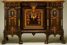 History of Furnishings - Casegoods / by Brian Wycoff