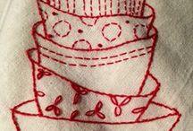 stitchery / by Rita Cupano