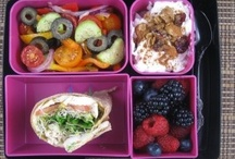 Healthy Lunch Inspiration / Stonyfield yogurt is always a healthy option for the lunchbox! / by Stonyfield Organic