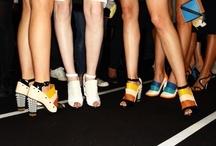 footwear / by Milanikai