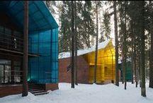 Architecture / by Heidi Leech