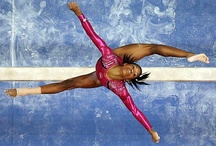 Gabby Douglas ... Amazing / Gabby Douglas (2-Time 2012 Olympic Gold Medalist) is the 1st American Gymnast to win GOLD in the All-Around & Team GOLD ... CONGRATS Gabby!!!!