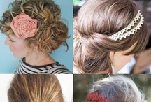 DIY Hair Accessories / Hodgepodge of DIY Hair Accessories, Tools and More / by Centria A.