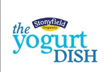 The Yogurt Dish / At Stonyfield's official blog, we're lifting the lid on what matters! / by Stonyfield Organic