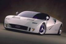 Ford Concept Cars / by Zeck Ford