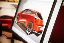 Birth of New Renault Clio / Relive the birth of New Renault #Clio behind the scene of Renault #Design.  / by Renault Official