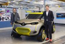 Birth of Kwid concept car / Design birth of Renault Kwid concept car / by Renault Official