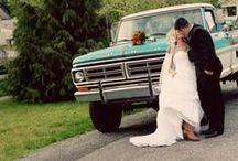 """My Big Fat Ford Wedding / """"We loved with a love that was more than love"""" - Edgar Allan Poe ZeckFord.com #ZeckFord / by Zeck Ford"""