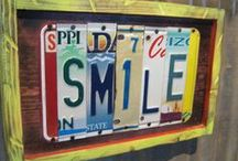 All Things License Plates / Who would have thought you could be so creative with license plates?! Zeckford.com #ZeckFord / by Zeck Ford