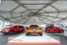 Renault @Goodwood Festival of speed / Every year, #Renault takes part in the legendary #Goodwood Festival of Speed in the UK. The 2014 edition was a great opportunity to show some of our latest concept cars! / by Renault Official