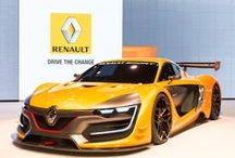 R.S. 01 @Moscow Motorshow / The incredible Renault Sport R.S. 01 has been unveiled at the Moscow Motorshow 2014. / by Renault Official