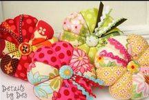 Pincushions & Neddlecases / by Rae Ann