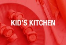 Cooking: In The Kitchen With Kids / GET THE SKINNY on fun things to do in the kitchen with your kids! / by Skinny Mom - Healthy Living for Women