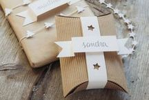 Gift Wrapping Ideas / Beautiful gifts! / by izabel