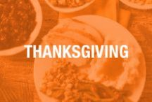Celebrate: Thanksgiving / Thanksgiving themed recipes and craft ideas. / by Skinny Mom - Healthy Living for Women