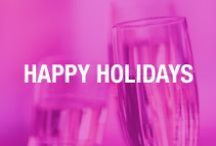Happy Holidays!  / Providing you with tips, tricks, workouts, and recipes for the Holiday season!  / by Skinny Mom - Healthy Living for Women