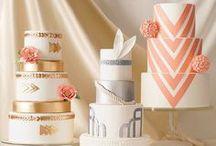 Fantastic Cakes / Tartas / Tartas de Boda Fantásticas / by Bodastory Weddings Bodas