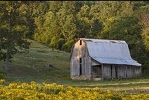Barns, Covered Bridges & Old Mills / by Sharon Hagel
