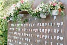 Adorable Seating Arrangements / Las mesas / by Bodastory Weddings Bodas